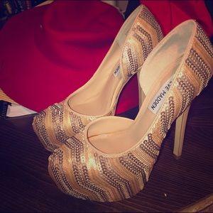 Steve Madden heels/pumps